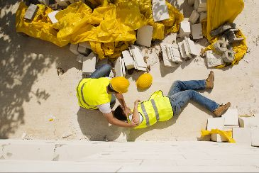 Construction Injury Lawyer