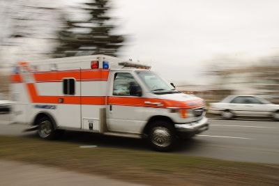 Accident and Ambulance