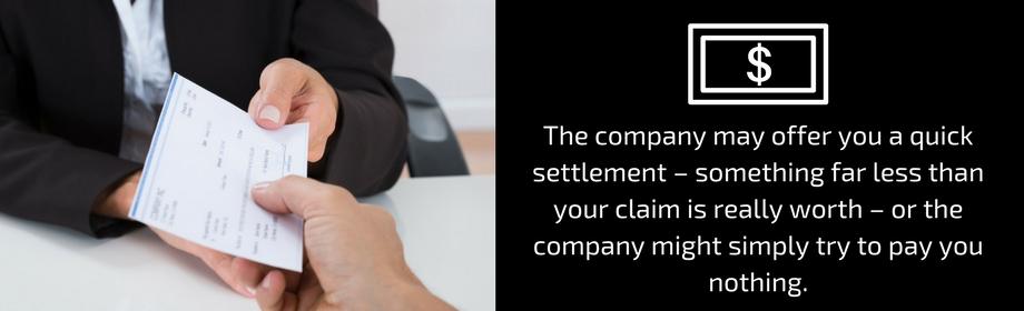 Accept or not Settlement